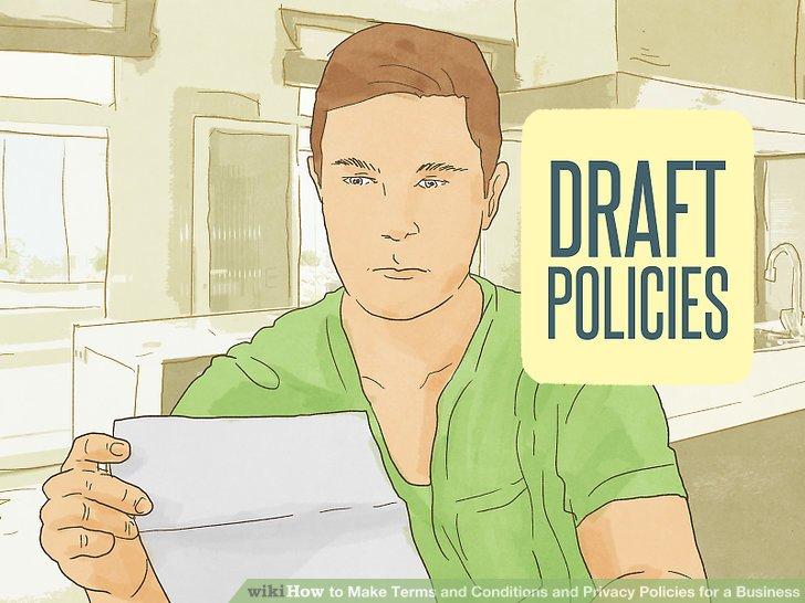 Örnekleri kılavuz olarak kullanarak kendi gizlilik politikanızı hazırlayın.