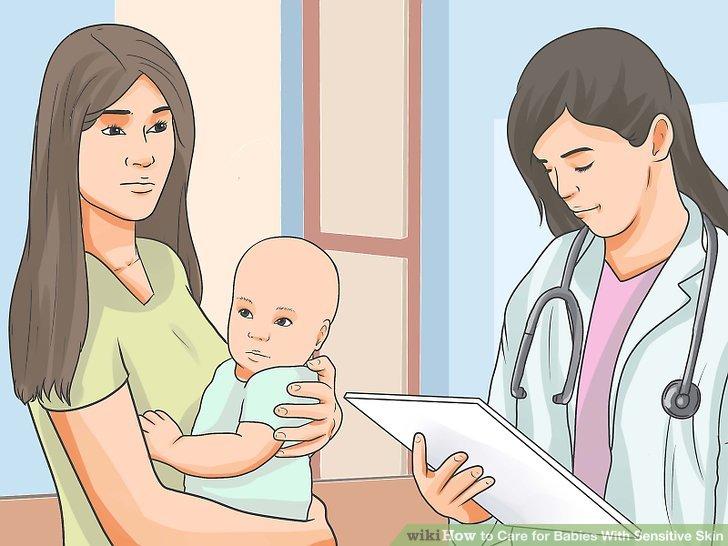 Bleiben Sie in Kontakt mit Ihrem Kinderarzt.