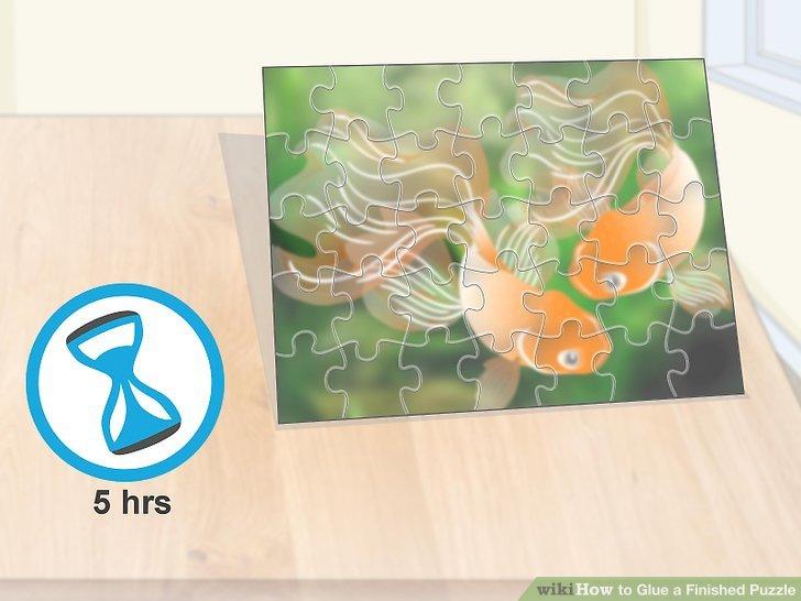 Jigsaw Puzzle Spray Glue
