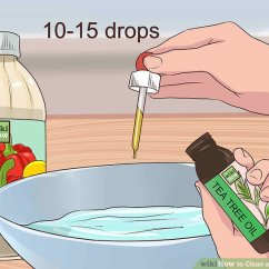 How To Remove Hair Dye Stain From Leather Sofa Sectional Vs Couch 4 Ways Clean A Wikihow Image Titled Step 11