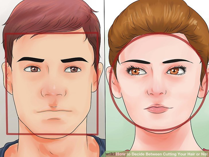 Pick almost any cut if you have an oval face.