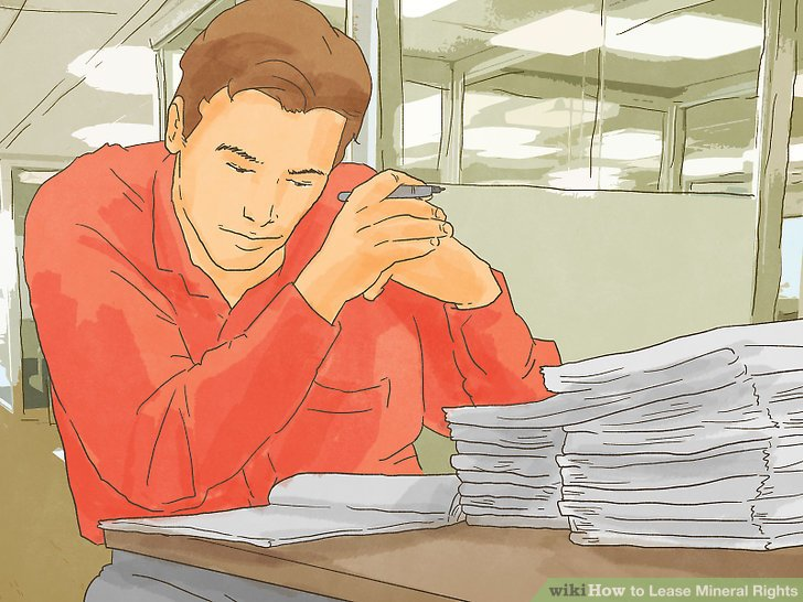 Gather documents related to your property.