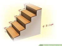 How to Measure Carpet on Stairs: 9 Steps (with Pictures ...