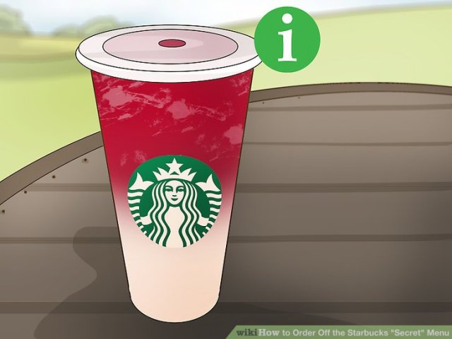"Order Off the Starbucks ""Secret"" Menu Step 11.jpg"