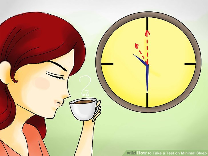 Drink your caffeine 30 minutes ahead of time.