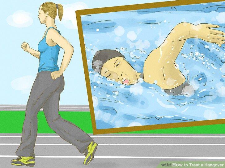 Biraz egzersiz yap.