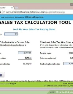 Image titled calculate california sales tax step also how to steps with pictures rh wikihow