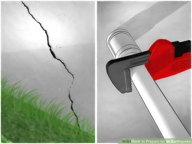 Stellen Sie sicher, dass Ihr Haus mit Erdbebenschutz auf dem neuesten Stand ist.
