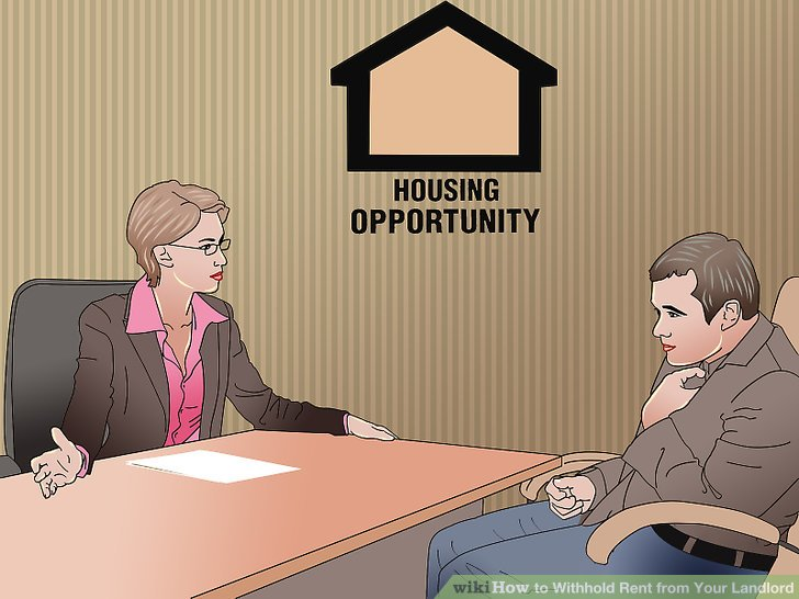 How to Withhold Rent from Your Landlord 11 Steps with