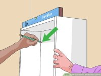 3 Ways to Install a Medicine Cabinet - wikiHow