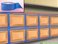 How to Paint a Garage Door: 12 Steps (with Pictures) - wikiHow