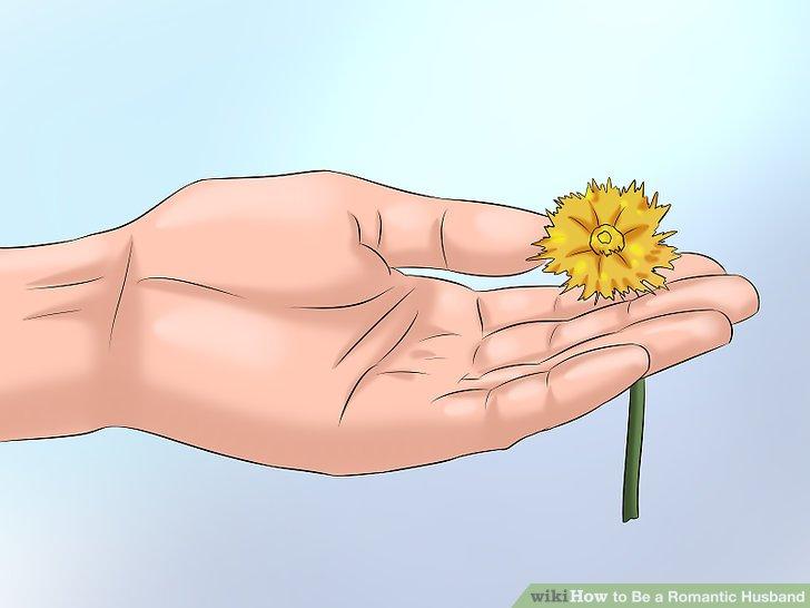Senden Sie Blumen aus heiterem Himmel.