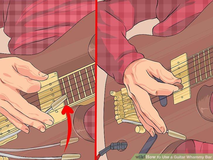 Üben Sie die Gitarre.