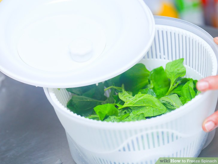 How To? - How to Freeze Spinach