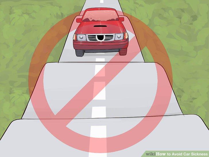 Vermeiden Sie holprige Straßen.