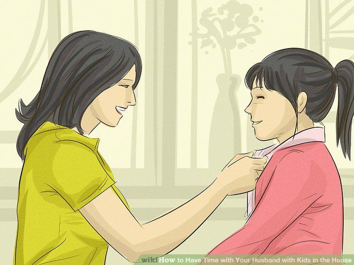 Seien Sie eine Quelle der Motivation und Ermutigung für Ihren Mann und Ihre Kinder.