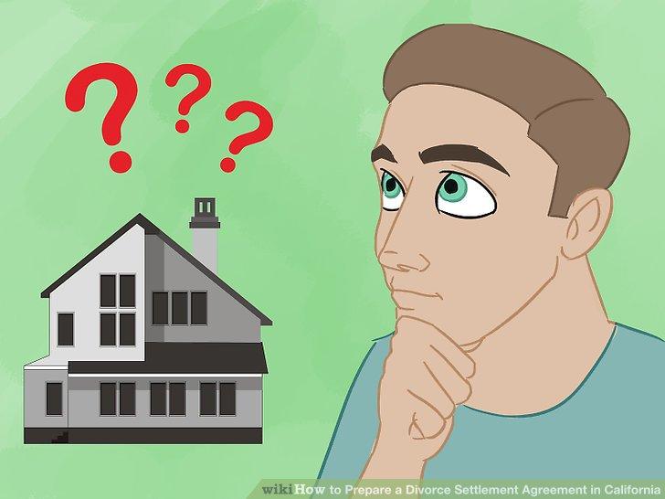 Erklären Sie, was mit dem Haus passiert.