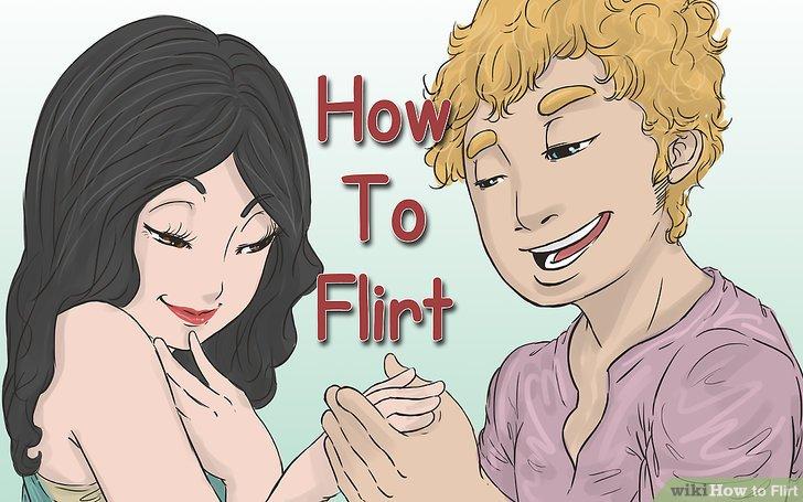 Blickkontakt halten flirt