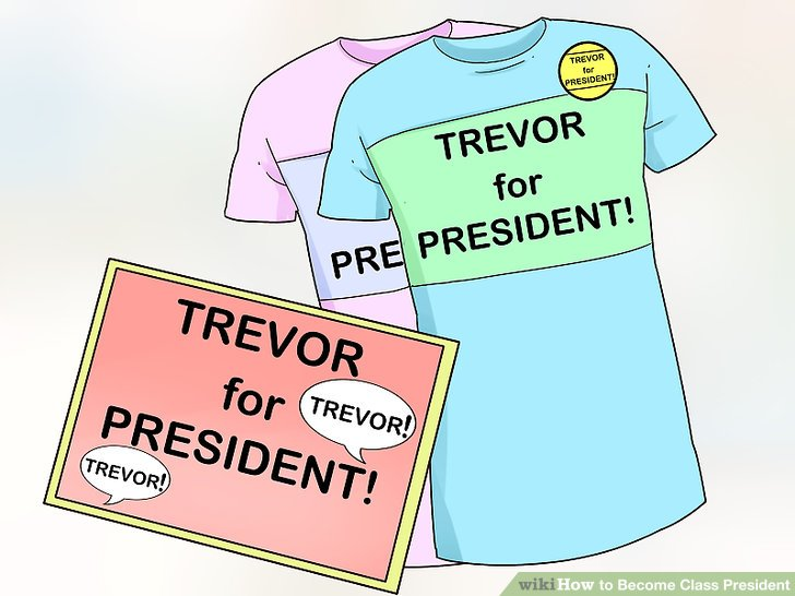 How To Become Class President Practical Information