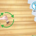 How To Finish Pine Stair Treads With Pictures Wikihow