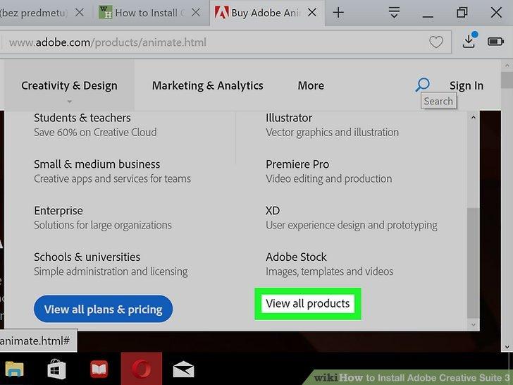 Laden Sie Adobe CS3 hier herunter: