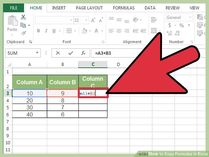 4 Ways to Copy Formulas in Excel - wikiHow