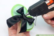 3 ways make felt hair bow