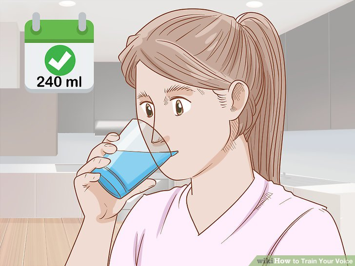 Stay hydrated throughout the day.