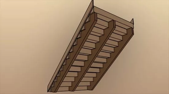 How To Build Stairs With Pictures Wikihow   3 Step Stairs Design   Stand Alone   Picture Framing   Travel Trailer   Creative   Pennsylvania Bluestone