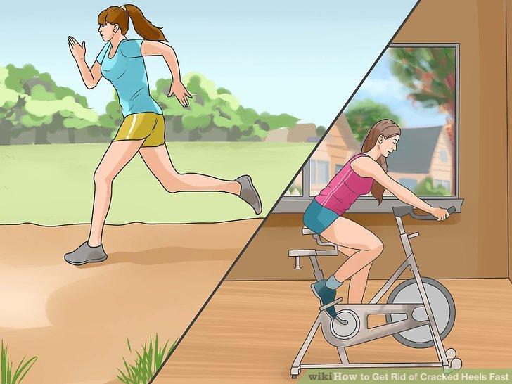 Versuchen Sie, etwas Gewicht zu verlieren, wenn Sie sich nicht in einem gesunden Bereich befinden.