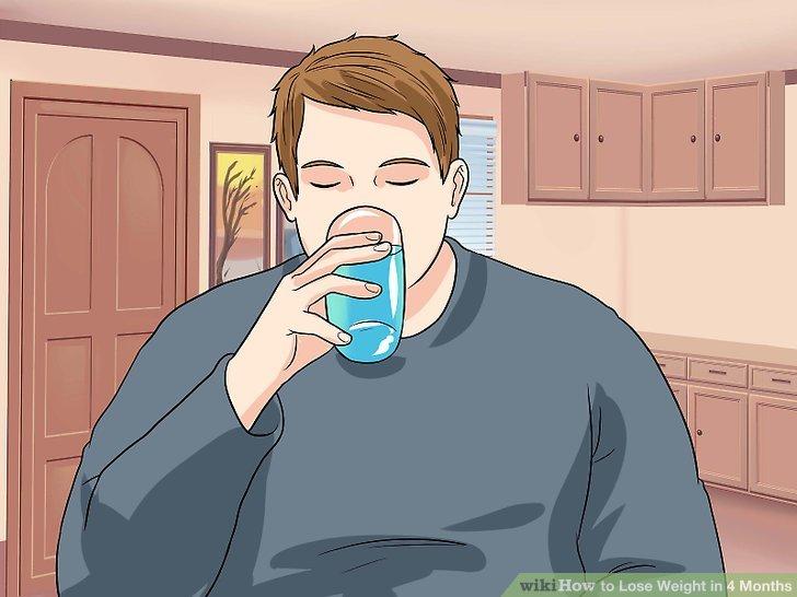 Trinken Sie täglich ausreichend Flüssigkeit.