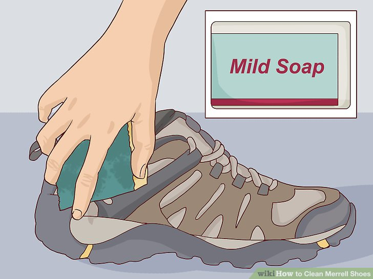 Test any soaps first.