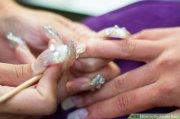 acrylic nails 15 steps