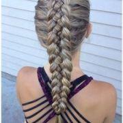 make dutch braid