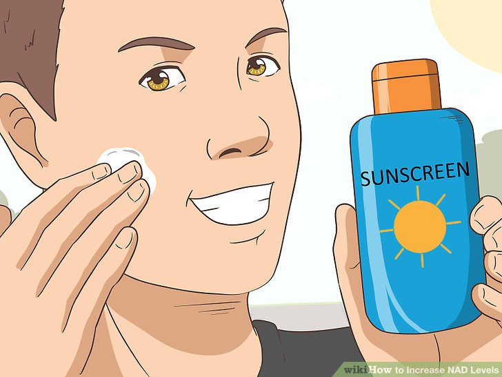 Dışarı çıktığınızda güneş kremi kullanın.