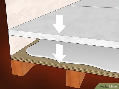 how to install tile with pictures