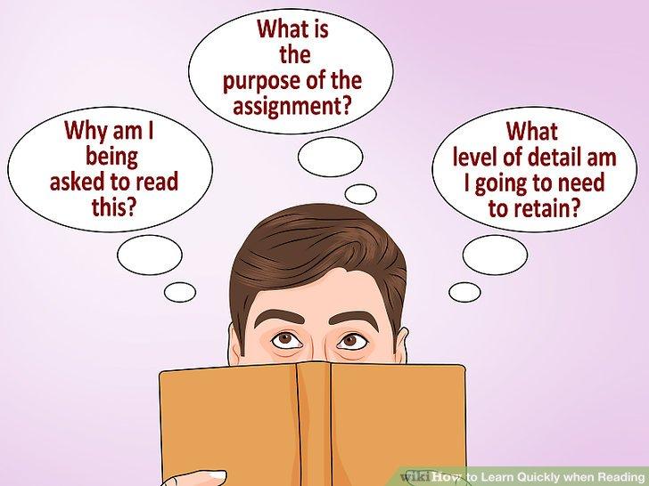 Leiten Sie Ihre Lektüre mit Fragen zu dem Inhalt, den Sie lesen möchten.