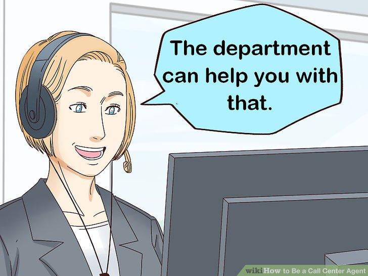 Vermitteln Sie den Anruf bei Bedarf.