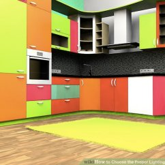 Kitchen Task Lighting Average Cost For Remodel 3 Ways To Choose The Proper A Wikihow Image Titled Step 1