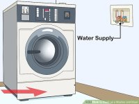 Washer And Dryer Hose Connections - Acpfoto