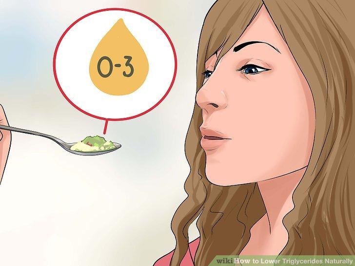 Essen Sie Lebensmittel mit Omega-3-Fettsäuren.