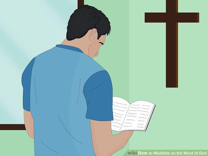 Studiere ein Buch der Bibel.