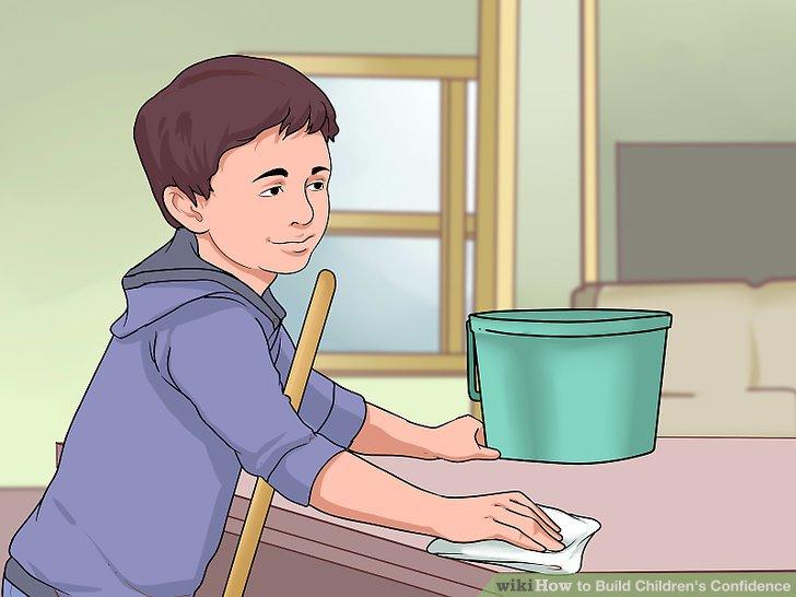 Gib deinem Kind die Verantwortung.