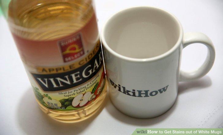 Use vinegar.
