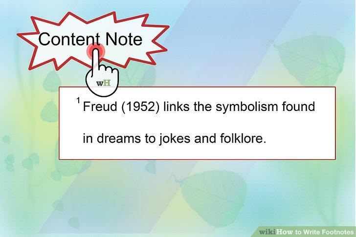 Erstellen Sie eine Inhaltsnotiz.
