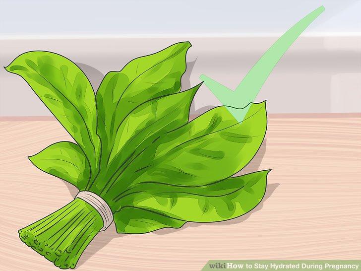 Steigern Sie Ihre Aufnahme von wässrigem Gemüse.