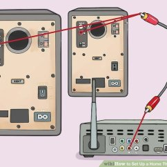 Home Theater Network Diagram Xlr Mic Wiring Refresh To Reload Plete How Set Up A System With Pictures Wikihow Image Titled Step 33