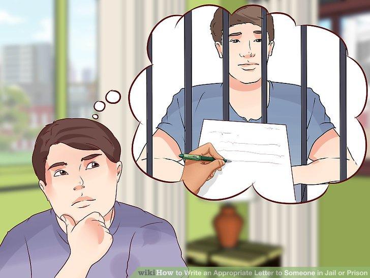 Überlegen Sie, ob Sie sich zu einem inhaftierten Brieffreund verpflichten können.
