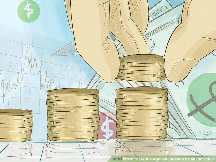 Evaluate investing in gold.