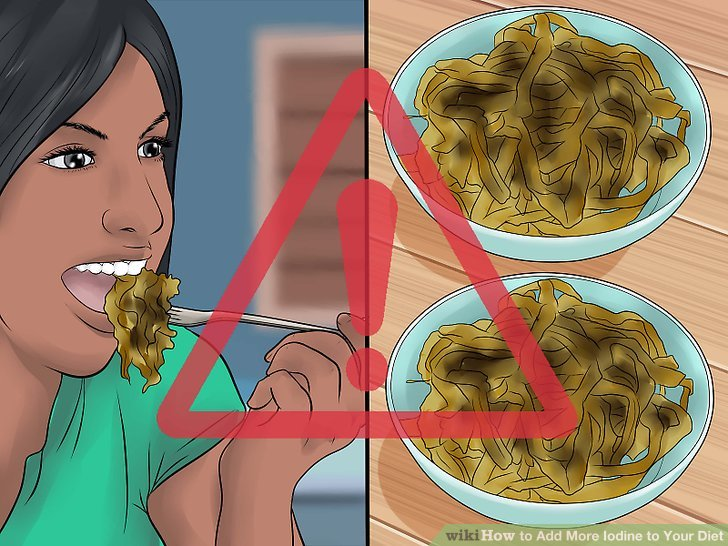How to Add More Iodine to Your Diet - Practical Information